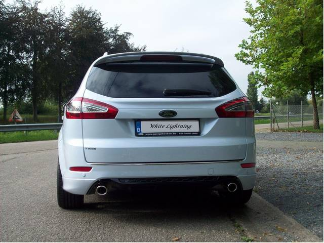 ford mondeo turnier titanium    kw  ps
